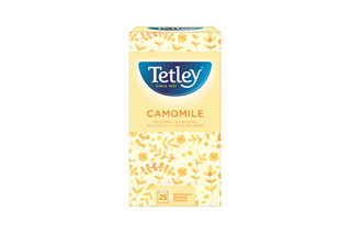 Tetley Camomile String Tag Tea Bag