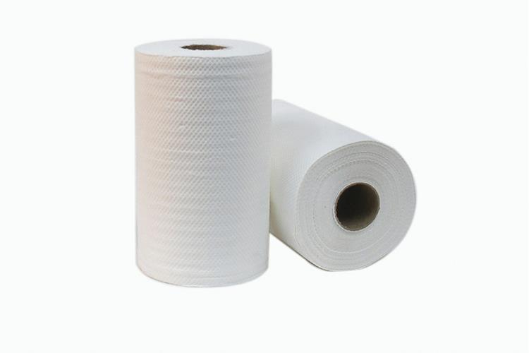 White Kitchen Roll 2 ply 21x50m