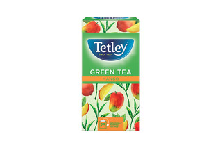 Tetley Green & Mango String Tag Tea Bag