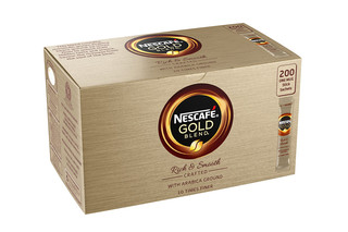 NESCAFE Gold Blend Instant Coffee 200 Sachets x 1.8g