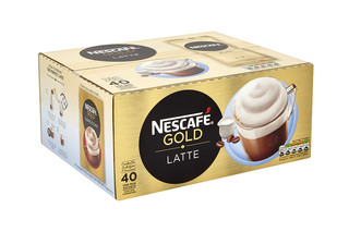 Nestle Gold Latte Instant Coffee