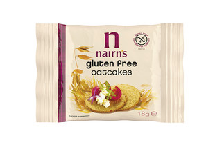 Nairns Gluten Free Portion Pack Oatcake