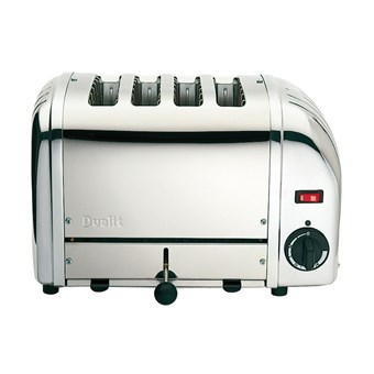 Dualit 4 Slot Vario Polished Toaster