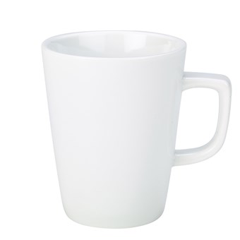 Royal Genware 340ml Porcelain Latte Mug