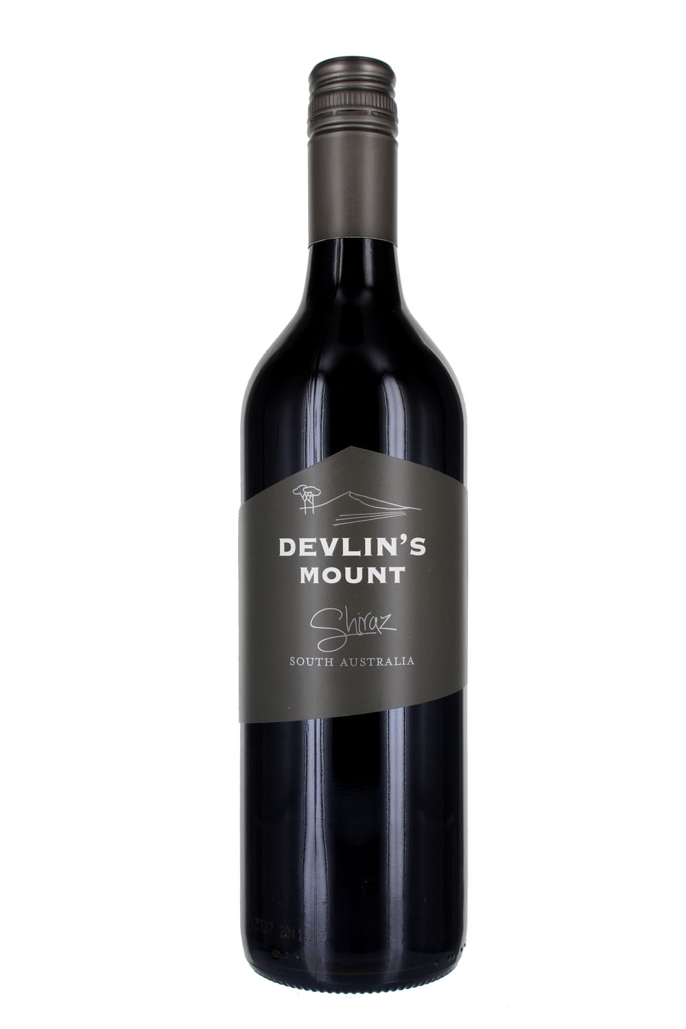 2017 Devlin's Mount Shiraz, South Australia (Case)