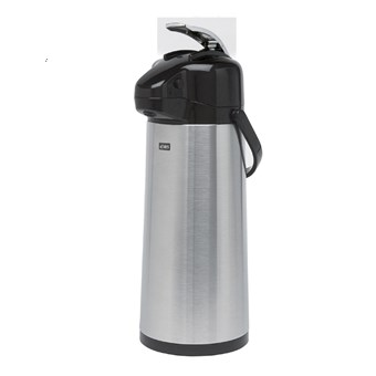 Plain Pump Dispenser Airpot 2.5 Litre