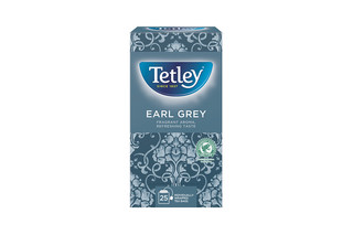 Tetley Earl Grey String & Tag envelope