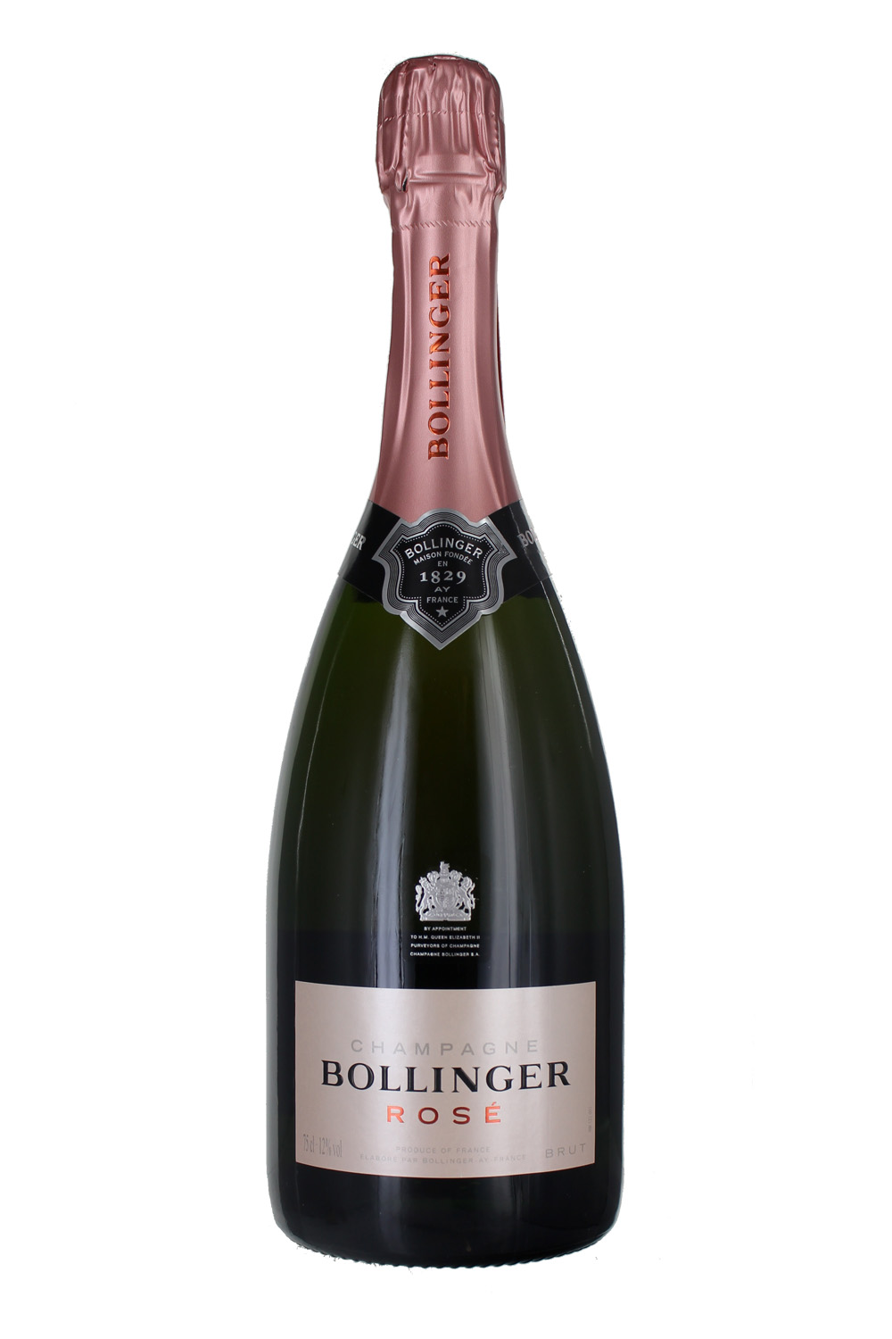 N.V. Bollinger Rose (Case)