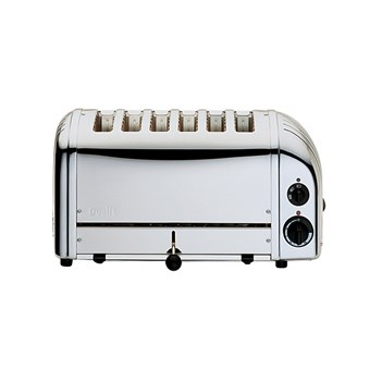 Dualit 6 Slot Vario Polished Toaster
