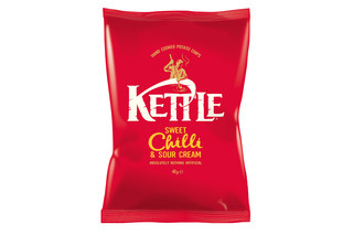 KETTLE® Chips Sweet Chilli & Sour Cream