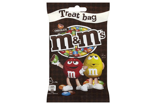 M&M's Chocolate Treat Bag 90g