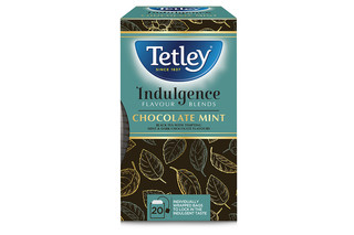 Tetley Indulgence Chocolate Mint Tea Bags x20