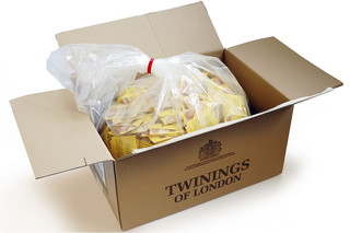Twinings Everyday 1000 Envelope Tagged Teabags
