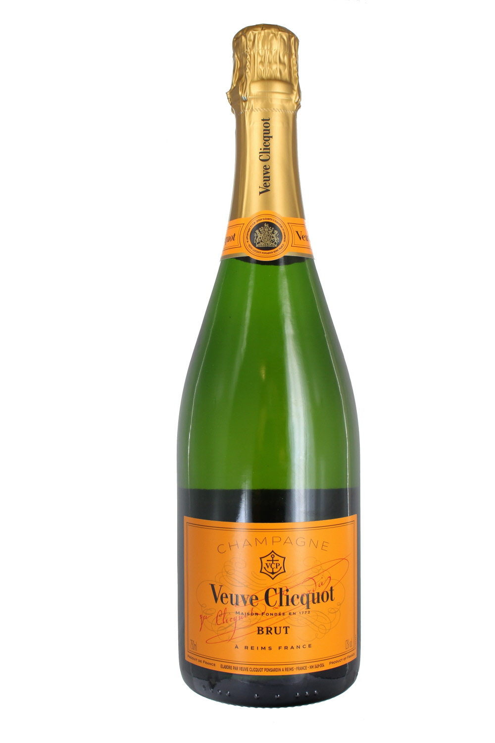 N.V. Veuve Clicquot Brut, Reims, Champagne, France (Case)