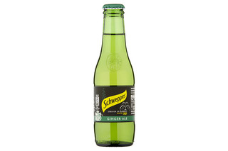 Schweppes Canada Dry Ginger Ale 200ml Pack of 24