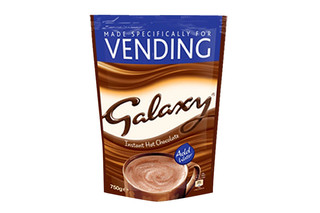 Galaxy Vending Instant Hot Chocolate