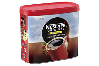 Nescafe Original Instant Coffee Powder Tin