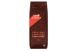 Cafedirect Fairtrade Original Espresso Beans