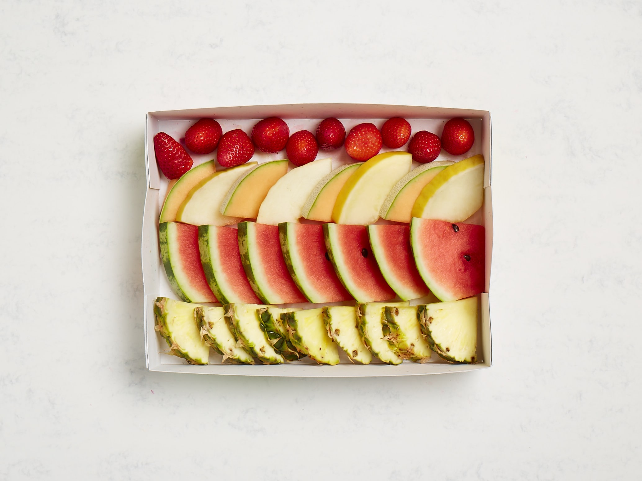 Seasonal Cut Fruit Platter