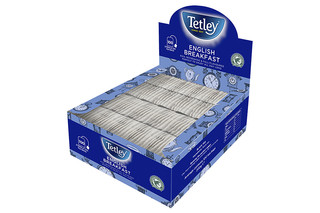 Tetley English Breakfast String & Tag Teabags