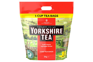 Yorkshire Tea 1 Cup Teabags