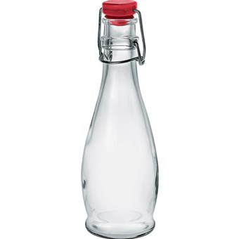 Indro Bottle With Red Lid - 355ml