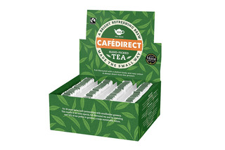 Cafedirect Fairtrade Everyday Display Box String & Tagged Tea Bags