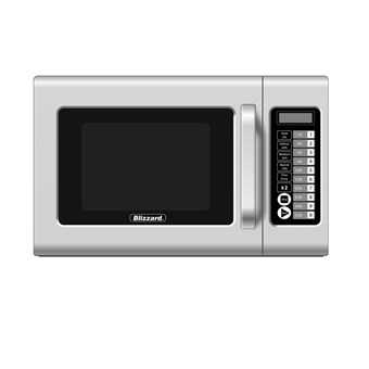 Blizzard BCM1000 Light Duty Commercial Microwave
